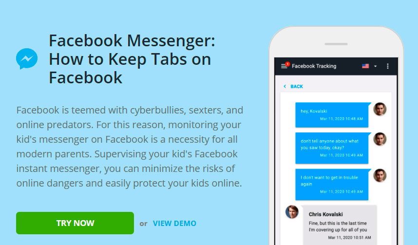 Spy messenger facebook gratis
