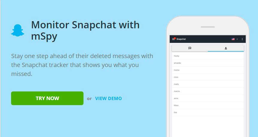 Snapchat screen flickering